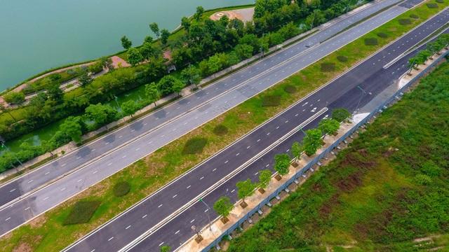 Đường 8 làn xe nối 3 quận nội thành Hà Nội - 2