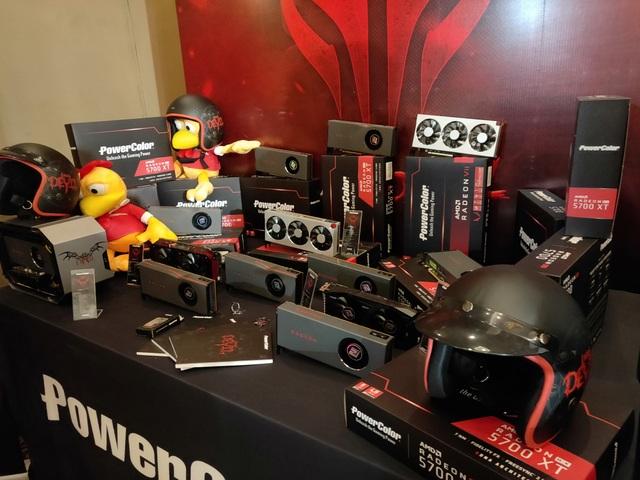 AMD ra mắt card đồ hoạ và chip xử lý mới  - 1