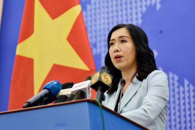 Bộ Ngoại giao lên tiếng về hoạt động vi phạm của nước ngoài trên Biển Đông - 1
