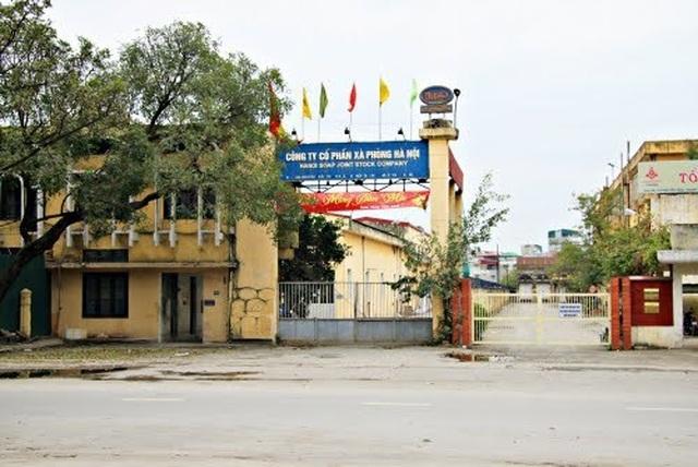 Bột giặt LIX thoái vốn khỏi liên doanh sở hữu khu đất vàng 233 Nguyễn Trãi - 1