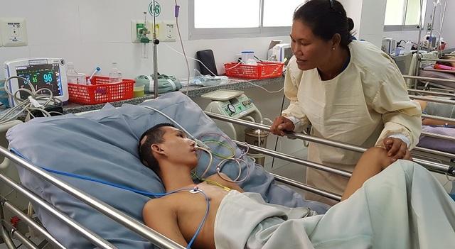 Người mẹ đau đớn liên tiếp nhận hung tin hai người con trai bị tai nạn thương tâm - 7