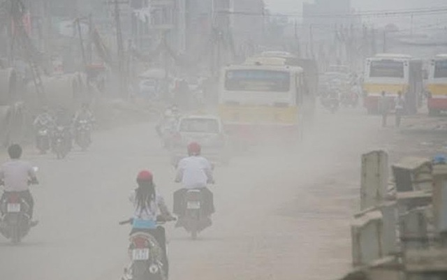 Đáng báo động về ô nhiễm không khí - 2