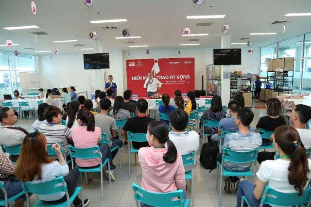 Sanofi Việt Nam đồng hành với Hành trình đỏ nhằm lan rộng hoạt động hiến máu nhân đạo trên cả nước - 1