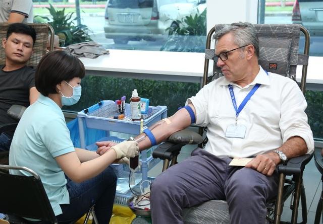 Sanofi Việt Nam đồng hành với Hành trình đỏ nhằm lan rộng hoạt động hiến máu nhân đạo trên cả nước - 3