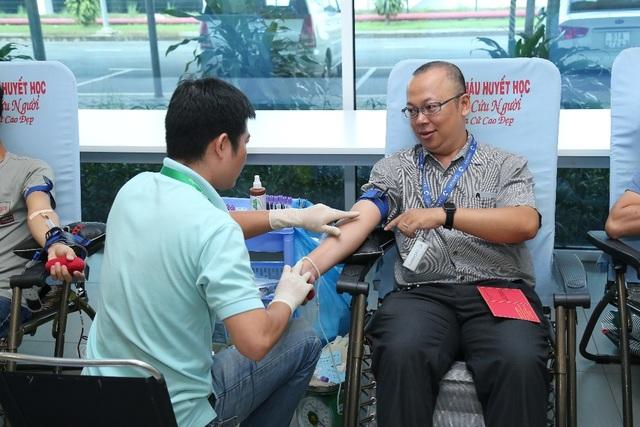 Sanofi Việt Nam đồng hành với Hành trình đỏ nhằm lan rộng hoạt động hiến máu nhân đạo trên cả nước - 4