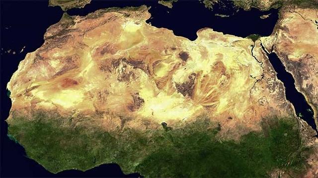 Điều gì sẽ xảy ra nếu chúng ta biến toàn bộ sa mạc Sahara thành rừng? - 1
