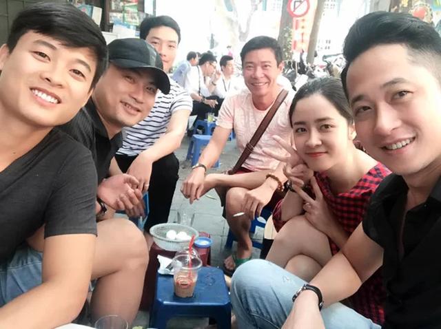 """Nhan sắc vợ """"ông trùm tỷ phú"""" lén lút hôn Việt Anh trong """"Mê cung"""" - 12"""