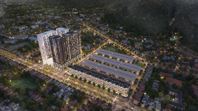 Shophouse APEC Diamond Park Lạng Sơn thể hiện rõ ưu thế cạnh tranh - 1