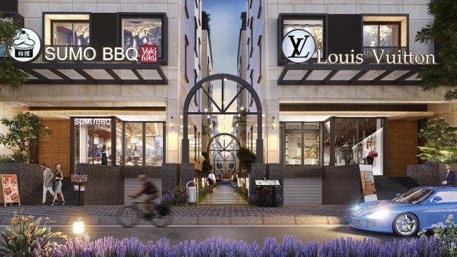 Shophouse APEC Diamond Park Lạng Sơn thể hiện rõ ưu thế cạnh tranh - 2
