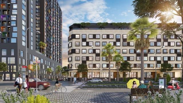 Shophouse APEC Diamond Park Lạng Sơn thể hiện rõ ưu thế cạnh tranh - 3