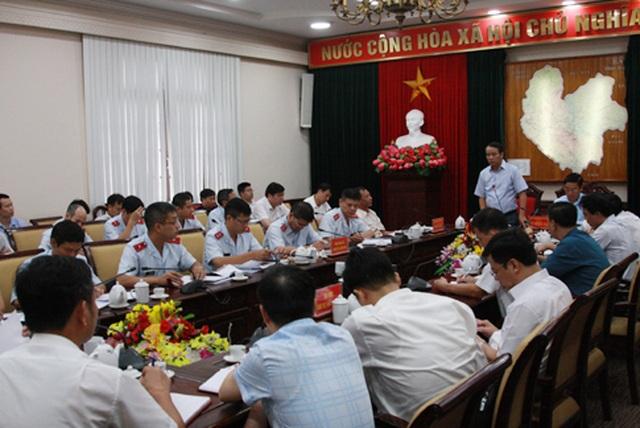 Bắt đầu thanh tra quản lý đất đai, khai thác tài nguyên khoáng sản ở Thái Nguyên - 1