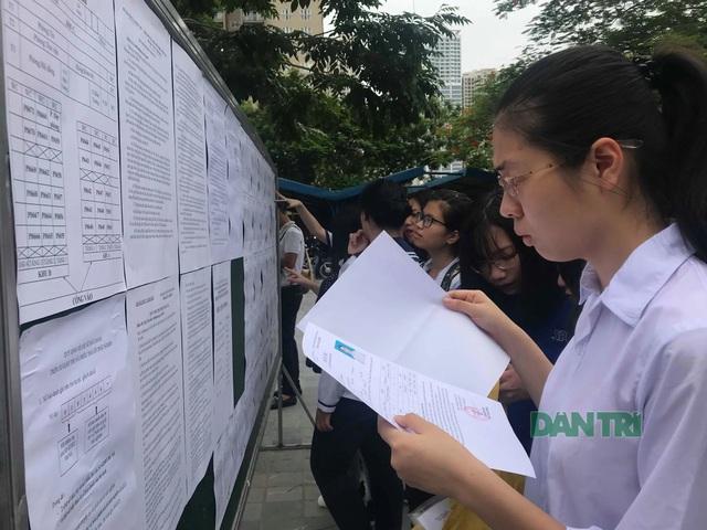 Bộ GDĐT thông báo khẩn tới thí sinh phúc khảo điểm thi THPT quốc gia - 2
