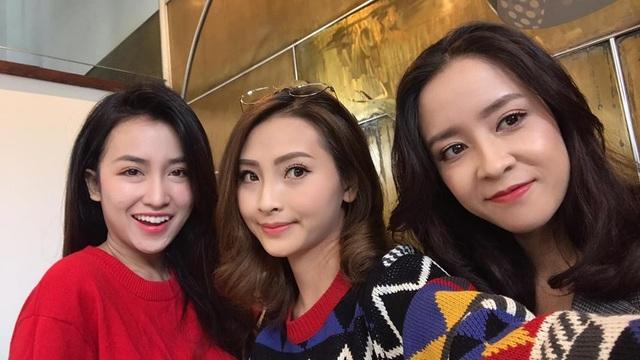 """Nhan sắc vợ """"ông trùm tỷ phú"""" lén lút hôn Việt Anh trong """"Mê cung"""" - 2"""