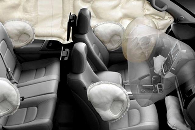Triệu hồi Toyota Rush vì túi khí... bỗng nhiên nổ - 2