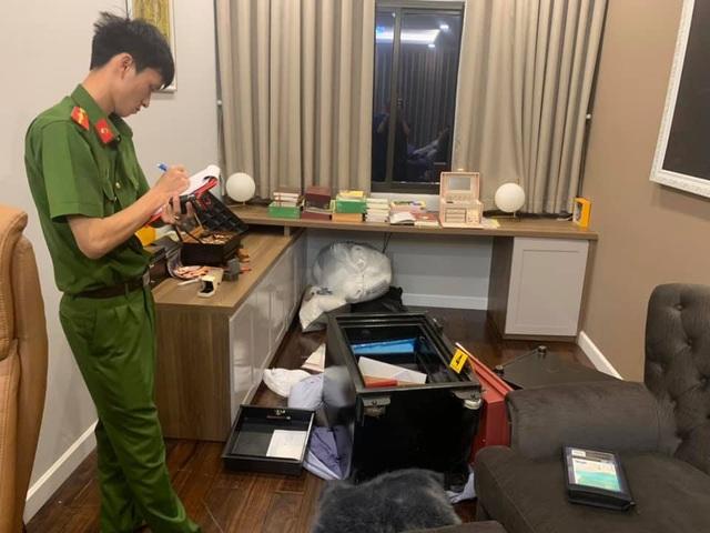 Trộm đột nhập biệt thự ca sĩ Nhật Kim Anh lấy 5 tỉ đồng - 3