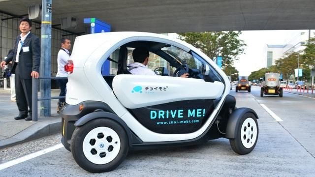 Vì sao người Nhật thuê xe ô tô chỉ để một chỗ, không lái? - 1