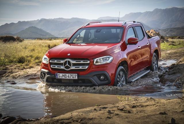 Rộ tin đồn Mercedes-Benz dừng sản xuất xe bán tải X-Class - 1