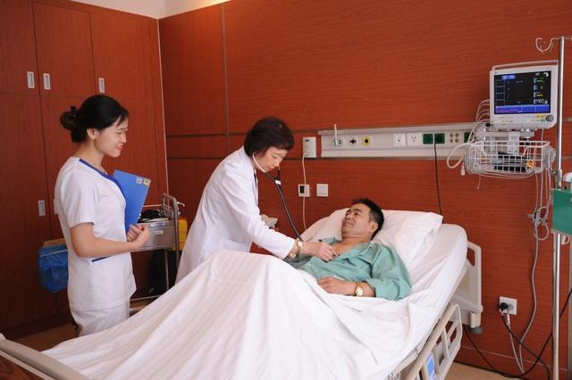 """Xây dựng """"Trung tâm xuất sắc"""" về tim mạch và ung bướu đầu tiên ở Việt Nam - 3"""