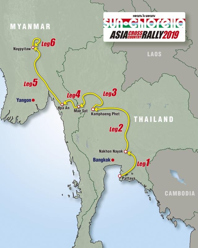 Có đường đua F1, Việt Nam là đích đến của nhiều giải đua xe trên thế giới - 4