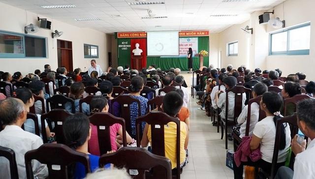 3.000 người được khám sàng lọc miễn phí bệnh đái tháo đường và bệnh lý tuyến giáp - 4