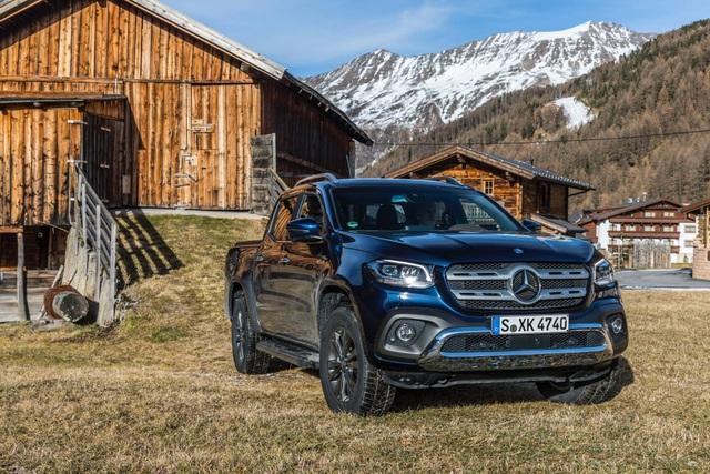 Rộ tin đồn Mercedes-Benz dừng sản xuất xe bán tải X-Class - 3