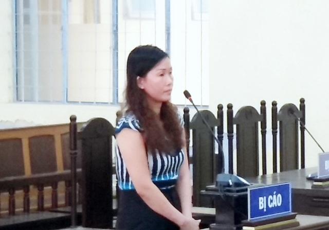 Y án 3 năm tù nữ giám đốc doanh nghiệp vu khống cán bộ - 1