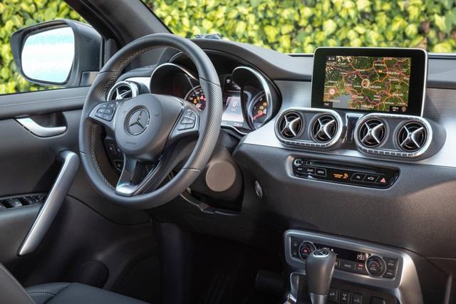 Rộ tin đồn Mercedes-Benz dừng sản xuất xe bán tải X-Class - 6