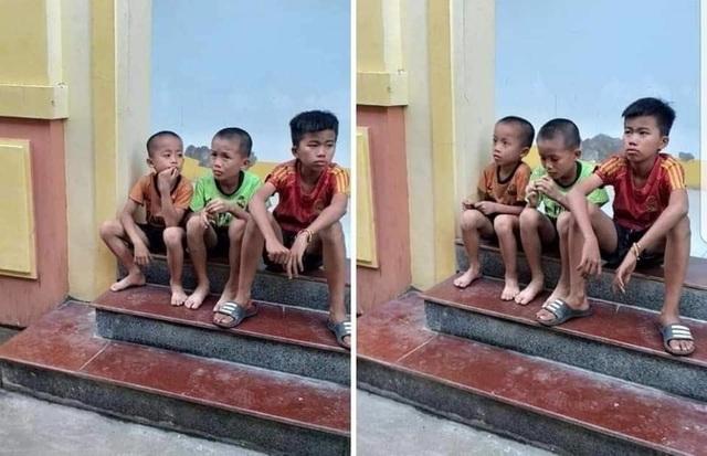Sự thật về việc 3 cháu bé bị kẻ lạ mặt lừa đi chơi - 1