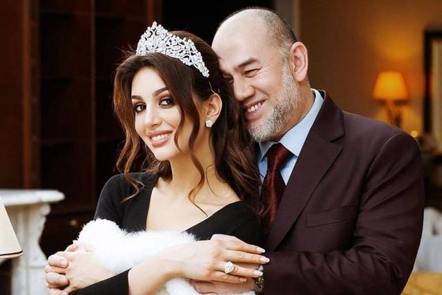 Rộ tin đồn cựu vương Malaysia ly hôn hoa hậu Nga chỉ sau một năm kết hôn - 1
