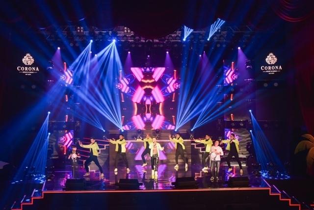 """Live show """"Tình lúa duyên trăng"""" được trình diễn tại Nhà hát Corona Phú Quốc - 4"""