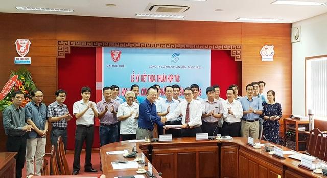 Đại học Huế và 3S Intersoft JSC phối hợp đào tạo nguồn nhân lực lớn CNTT từ sinh viên - 1