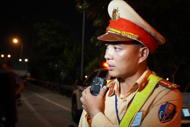 Hé lộ về camera mini tự động phát hiện vi phạm gắn trên ngực áo CSGT - 6