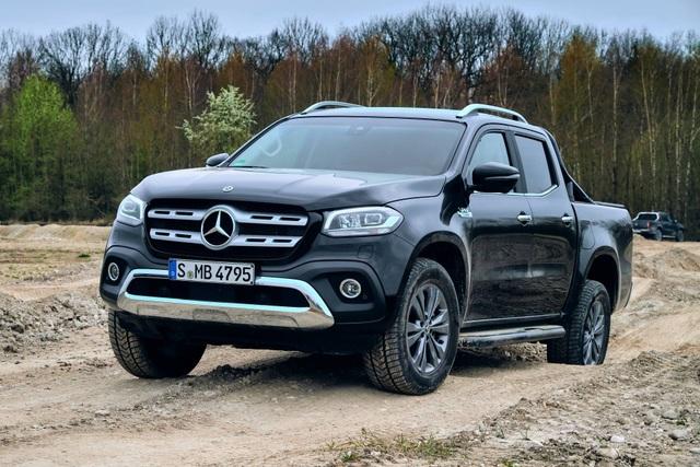 Rộ tin đồn Mercedes-Benz dừng sản xuất xe bán tải X-Class - 2