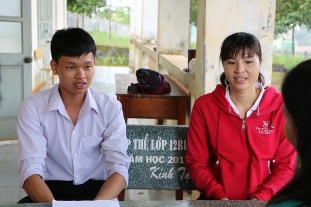 Thủ khoa tỉnh Đắk Nông xin đi làm thêm để ra học ĐH Luật Hà Nội - 2