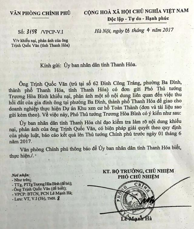 Thanh Hoá: Dự án kéo dài gần 15 năm và 4 lần Phó Thủ tướng chỉ đạo - 2
