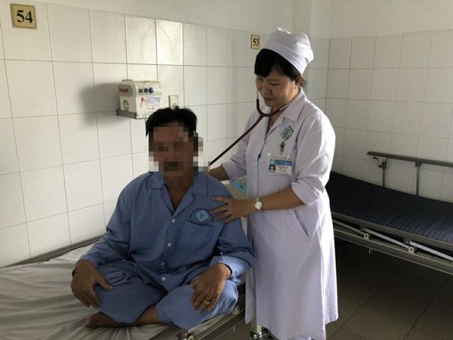 Bất ngờ với thủ phạm gây đau ngực, ho kéo dài cho nam bệnh nhân - 1