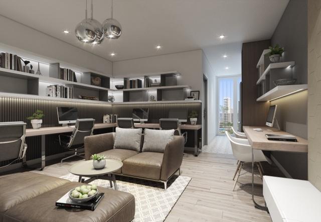 4 lý do căn hộ Smart Office đa năng thu hút giới đầu tư - 3