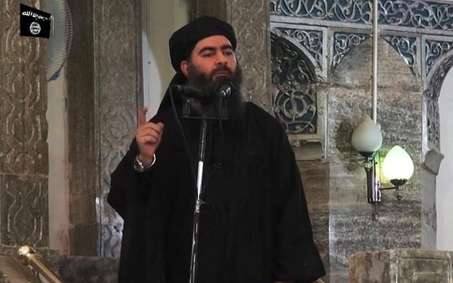 Hé lộ nơi ẩn náu của thủ lĩnh tối cao IS  - 1