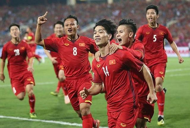 Tuyển Việt Nam chạm mặt Thái Lan, Indonesia, Malaysia ở vòng loại World Cup 2022 - 4