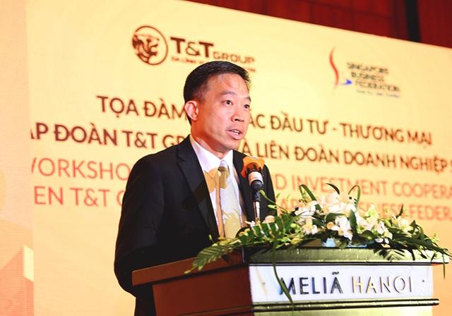 Tập đoàn TT cùng Liên đoàn doanh nghiệp Singapore trao đổi cơ hội hợp tác - 2