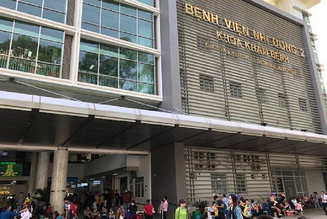 Bé gái 3 tuổi chết tức tưởi tại Bệnh viện Nhi Đồng 2 - 2
