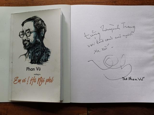Nhà thơ Phan Vũ - Nhà thơ không tuổi, rồi cũng trở về nơi cát bụi - 3