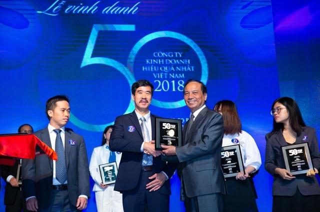 Vinamilk là đại diện Việt Nam duy nhất lọt Top 50 ASIA300 - 2