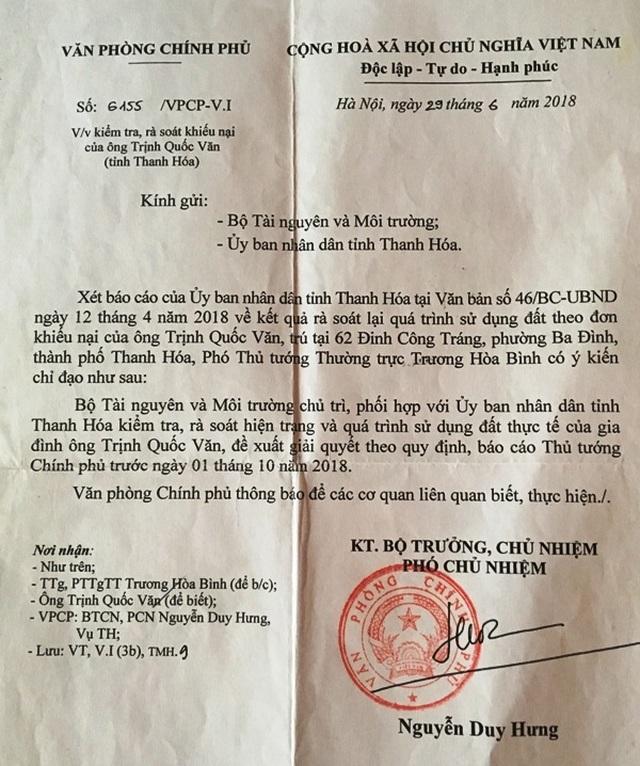 Thanh Hoá: Dự án kéo dài gần 15 năm và 4 lần Phó Thủ tướng chỉ đạo - 4