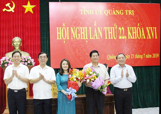 Giám đốc Sở NNPTNT Quảng Trị làm Bí thư Thành ủy Đông Hà - 1