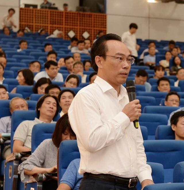 """Bộ trưởng Phùng Xuân Nhạ: """"Liên kết đào tạo bừa bãi thì phải xử lý"""" - 4"""