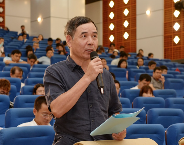 """Bộ trưởng Phùng Xuân Nhạ: """"Liên kết đào tạo bừa bãi thì phải xử lý"""" - 2"""