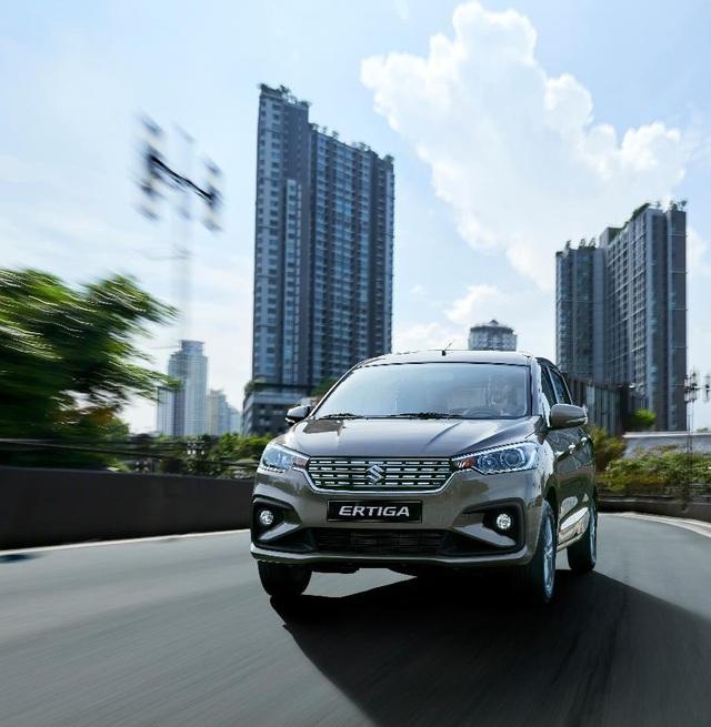 Suzuki Ertiga 2019 - Xế cưng của bố, thế giới tiện nghi cho cả gia đình - 5