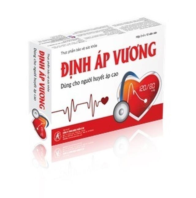 Tại sao Định Áp Vương lại giúp kiểm soát tình trạng huyết áp không ổn định? - 4