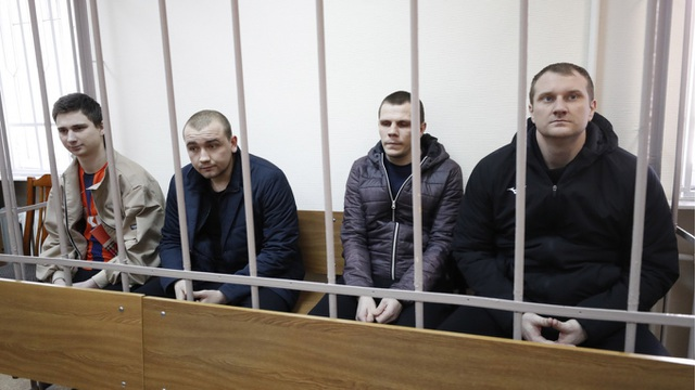 Tòa án Nga gia hạn giam giữ 6 thủy thủ Ukraine - 1